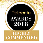 Relocated Awards Commended 2018